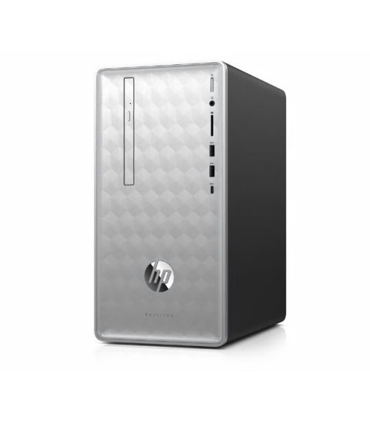 HP Pavilion 590-p0007, Radeon Vega 8, Ryzen 3 2200G,4GB RAM,128GB PCIe SSD,500GB HDD,DVD±RW ,WiFi