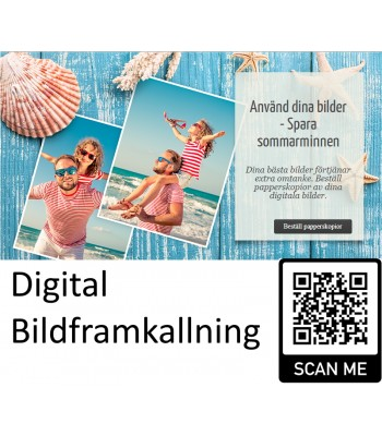 Digital bildframkallning