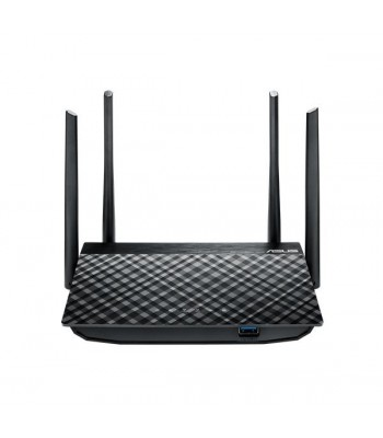 ASUS RT-AC58U NORDIC Wireless Router Gigabit 802.11ac 1300Mbps USB3.0