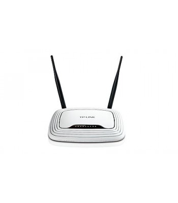 TP-Link 300Mbit-WLAN-N-Router with 4-Port-Switch