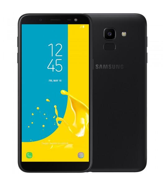 Samsung J600 Galaxy J6 2018 Black