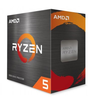 AMD Ryzen 5 5600X 3.7 GHz, 35MB, AM4, 65W, Wraith Stealth Cooler